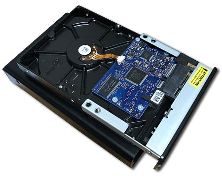 SATA対応HDDケース